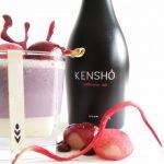 Mochi con sake nigori kensho por Sergio Ruben